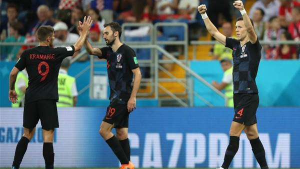 Iceland v Croatia player ratings
