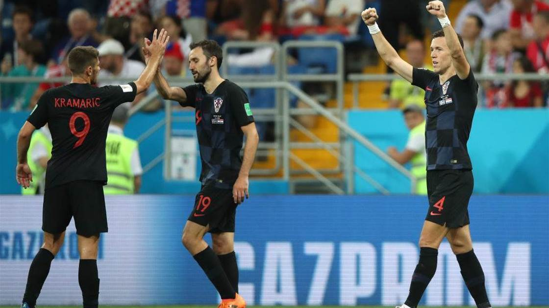 Iceland v Croatia player ratings