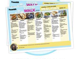 Week Four Meal Plan