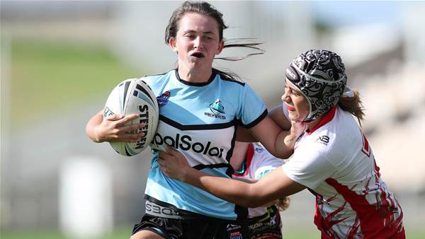 Schoolgirl Dodd breaks into Origin squad