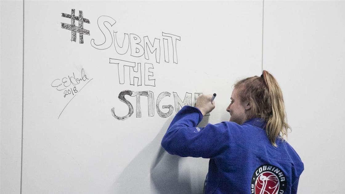 Submitting the Stigma