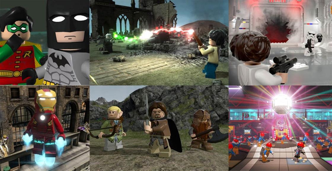 Playing Now: Blockbuster Bricks