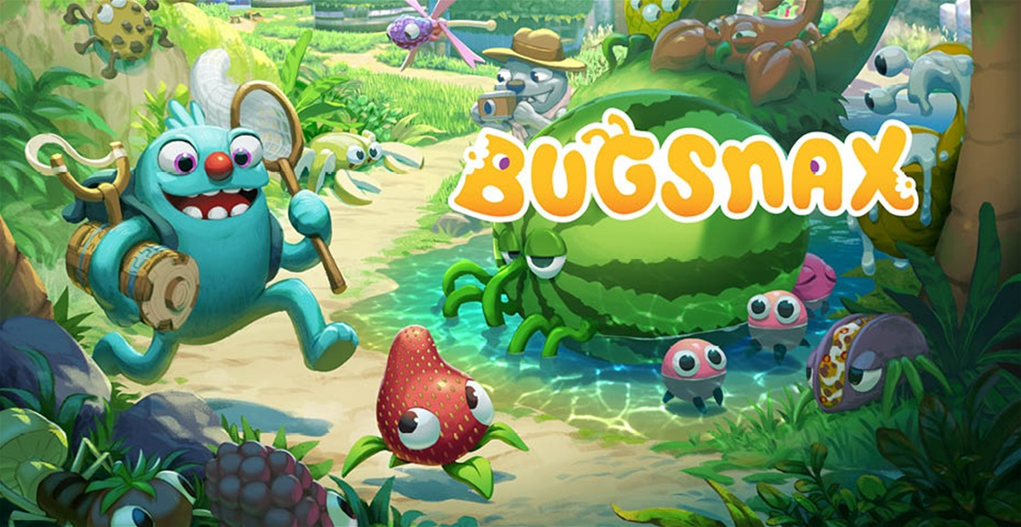 Playing Now: Bugsnax