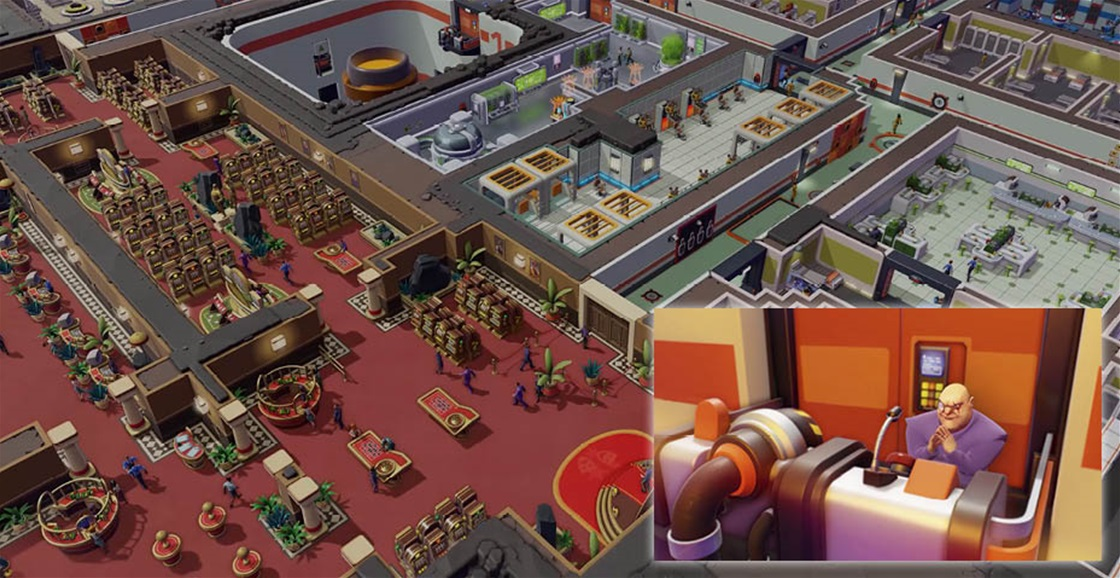 Playing Now: Evil Genius 2: World Domination