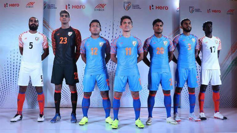 'Blue Tigers' India continue AFC Asian Cup kit releases