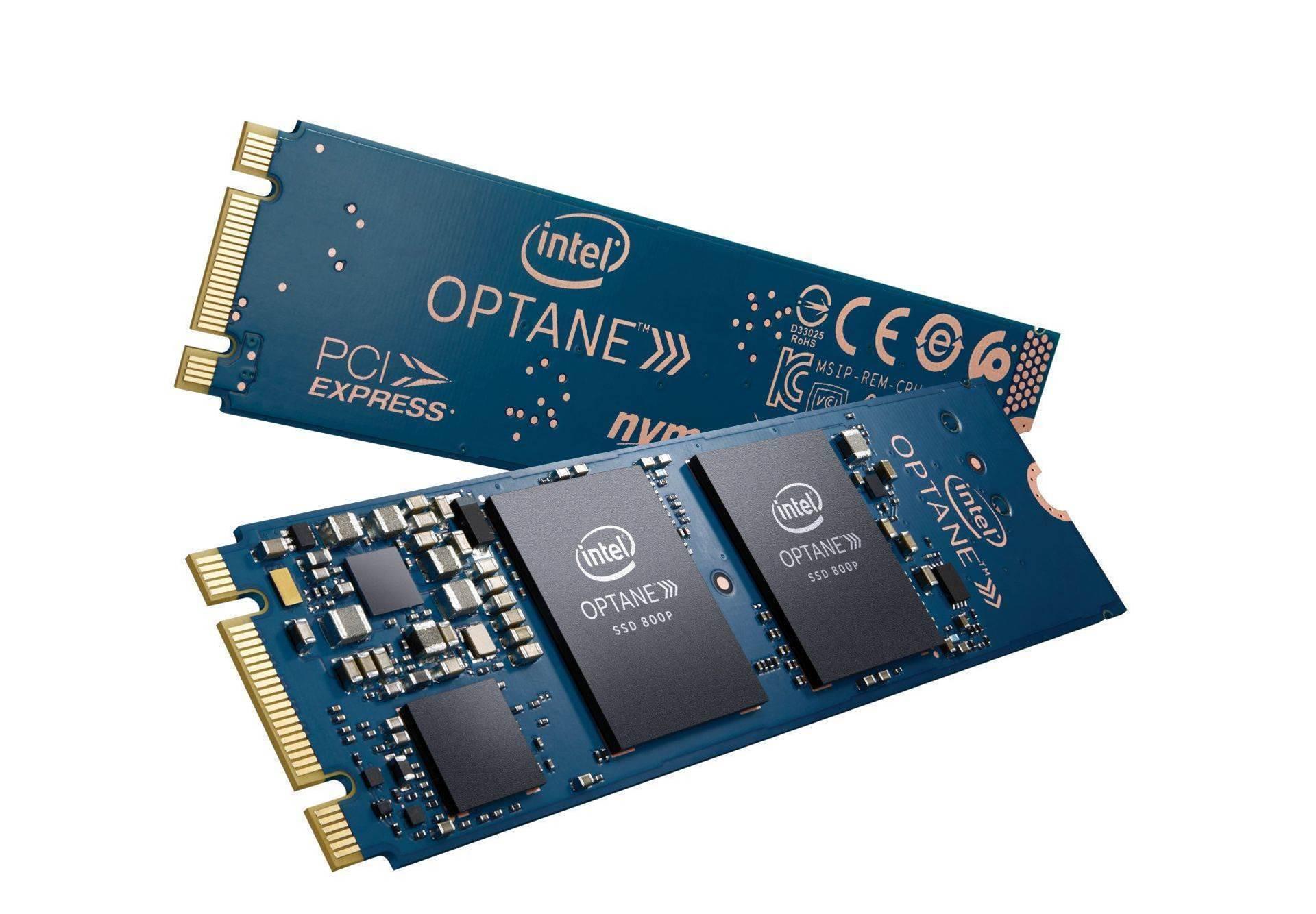 Review: Intel Optane 800P