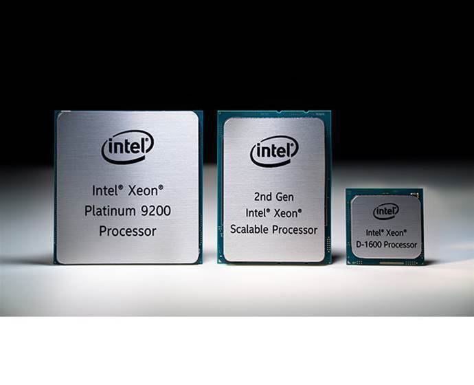 Intel scales Xeon Scalable to 56 cores