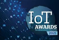 Announcing the 2021 IoT Awards finalists