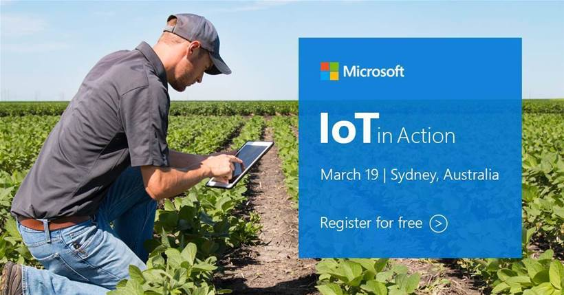 IoT in Action: How data-driven farming can help feed the world