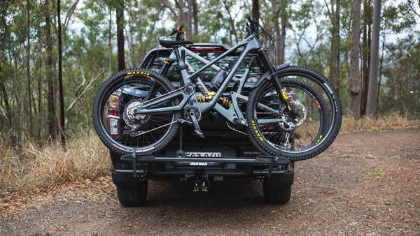FIRST LOOK: Yakima OnRamp eMTB 4WD rack
