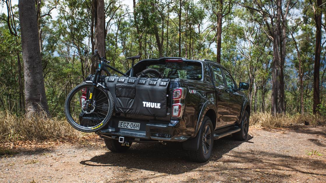 TESTED: Thule GateMate PRO tail gate pad