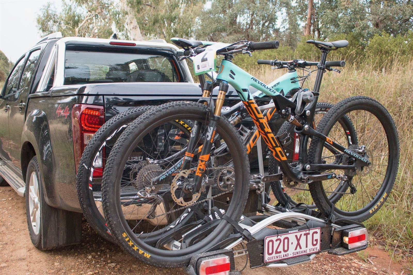 TESTED: Thule 923AU G2 Euroway 3 bike carrier