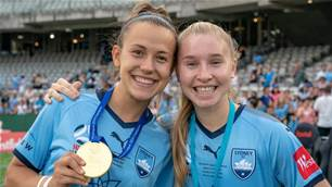 18-year-old's incredible return from two ACL injuries: 'She's one of the smartest on our team'