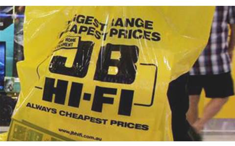 JB Hi-Fi talks up 'Commercial' business, not 'Solutions'