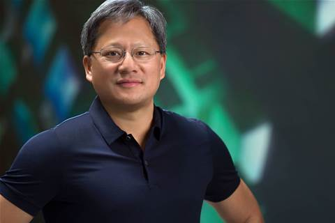 Nvidia CEO Jensen Huang: Our future is about 'data centre scale computing'