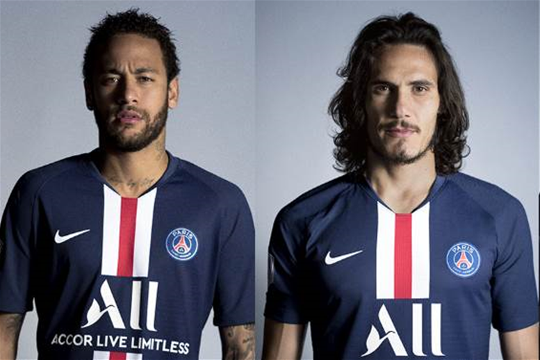 PSG release class new home jersey