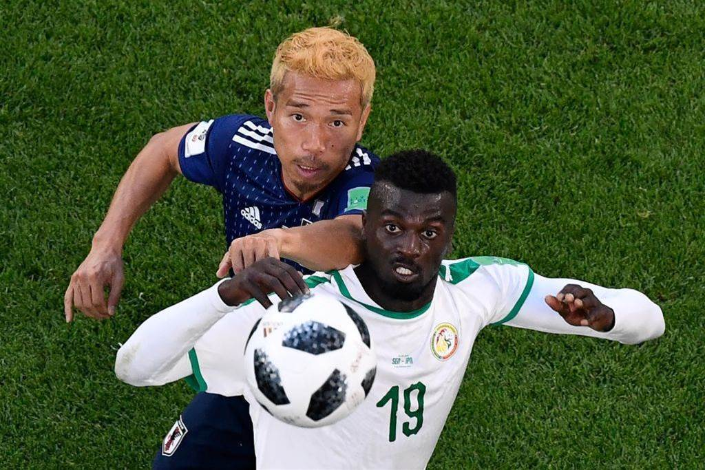 Japan v Senegal player ratings