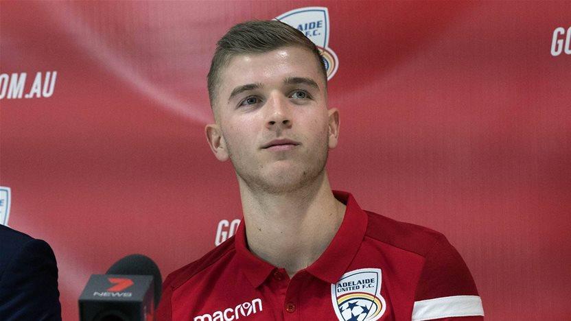 Adelaide Utd pay transfer fee to bring back Riley McGree