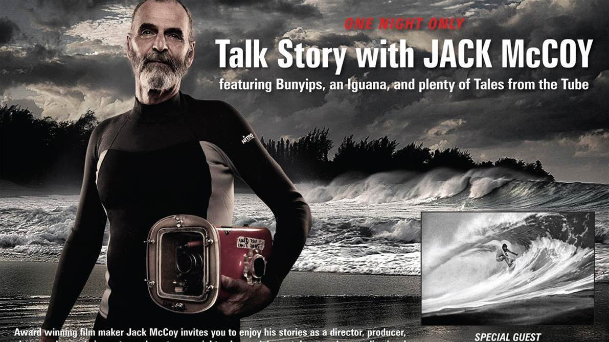 An Audience with Jack McCoy