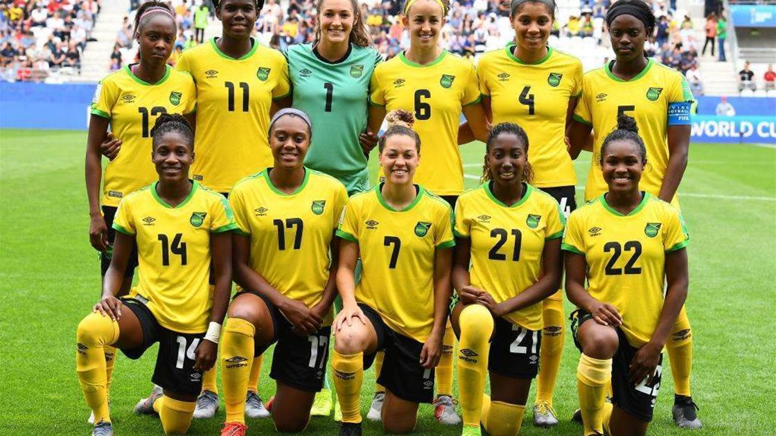 Jamaica: We don't fear Australia