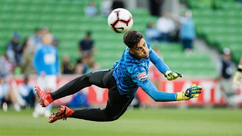 Eyes on the prize: New Western United keeper's inspiration