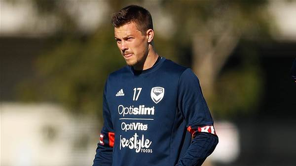 Donachie relates to Melbourne Victory fan frustration