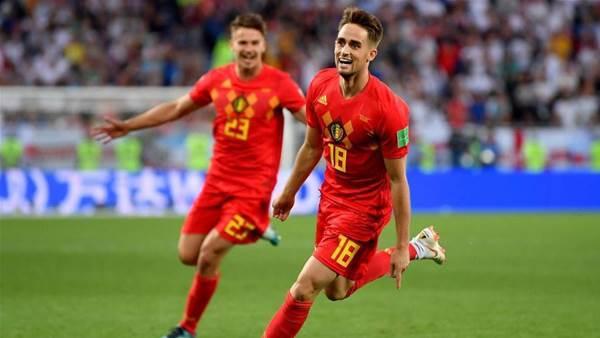 Belgium win Group G after defeating England 1-0