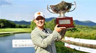 Jazz captures Korea Open Championship