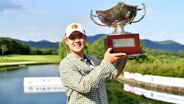 Jazz captures Korea Open Championship