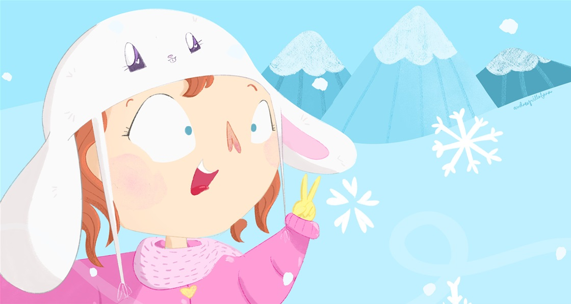 Jessie's blog: hey TGs! Have you ever been to the snow?