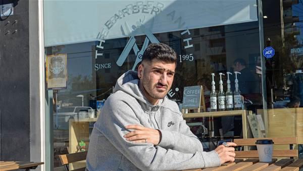 Meet the Coffee Nerd seeking another pro football shot
