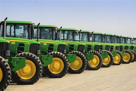 John Deere taps tractor-hailing tech in bid to break ground in Africa