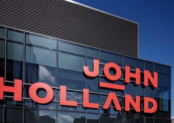 John Holland breaks first ground on three-year digital transformation