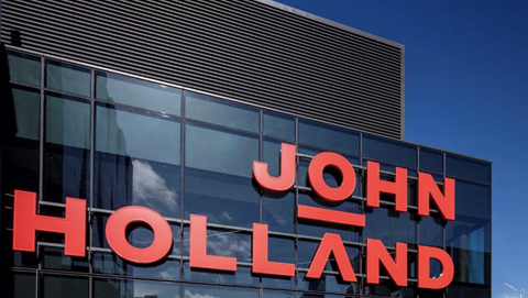 John Holland breaks first ground on three-year digital transformation