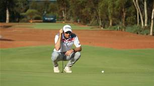 Zunic & Felton heat up at WA PGA