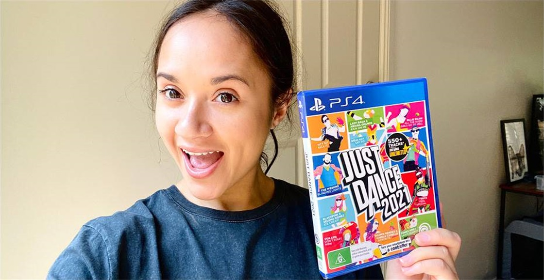 I played Just Dance 2021 + WIN your own copy!