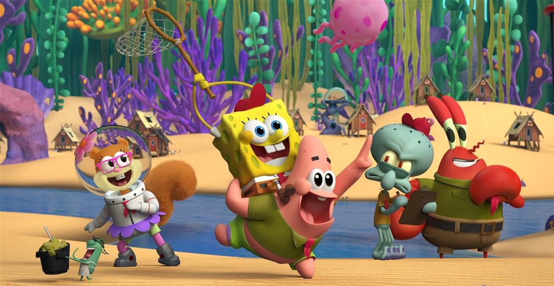 Meet the Cast of Kamp Koral: SpongeBob's Under Years