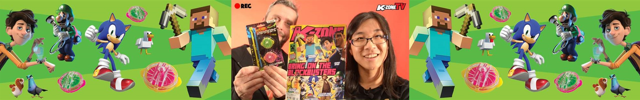 K-Zone TV Episode 58: Bring On The Blockbusters