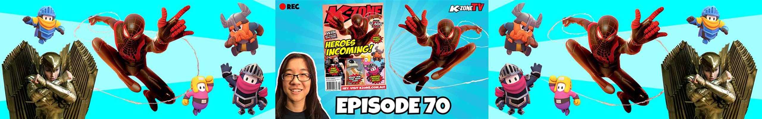 K-Zone TV Episode 70: Heroes Incoming!