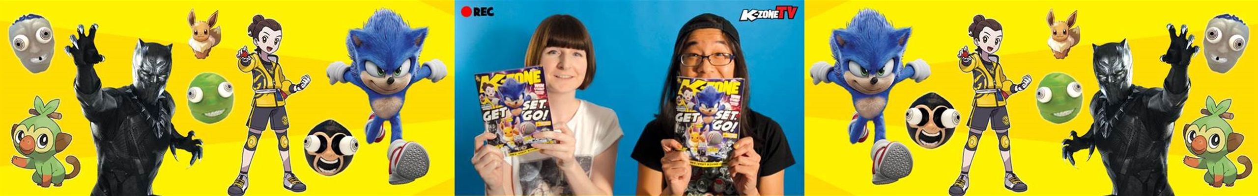 K-Zone TV Episode 59: Get Set, Go! Mad Science + Tech Special