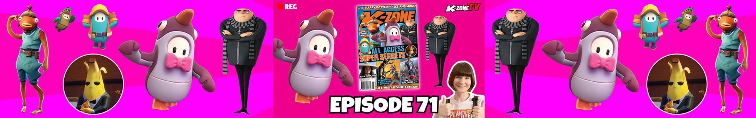K-Zone TV Episode 71: All Access Super Secrets