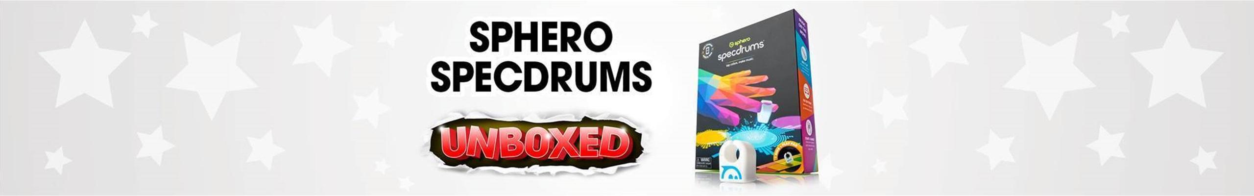 Sphero Specdrums Unboxing