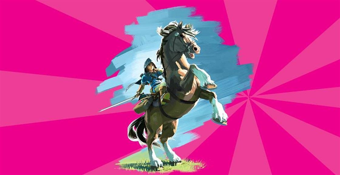 Game Ninja: The Legend of Zelda: Breath of the Wild (Lynel Sword)