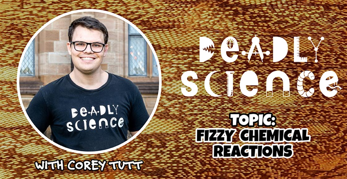 Deadly Science: Fizzy Chemical Reactions