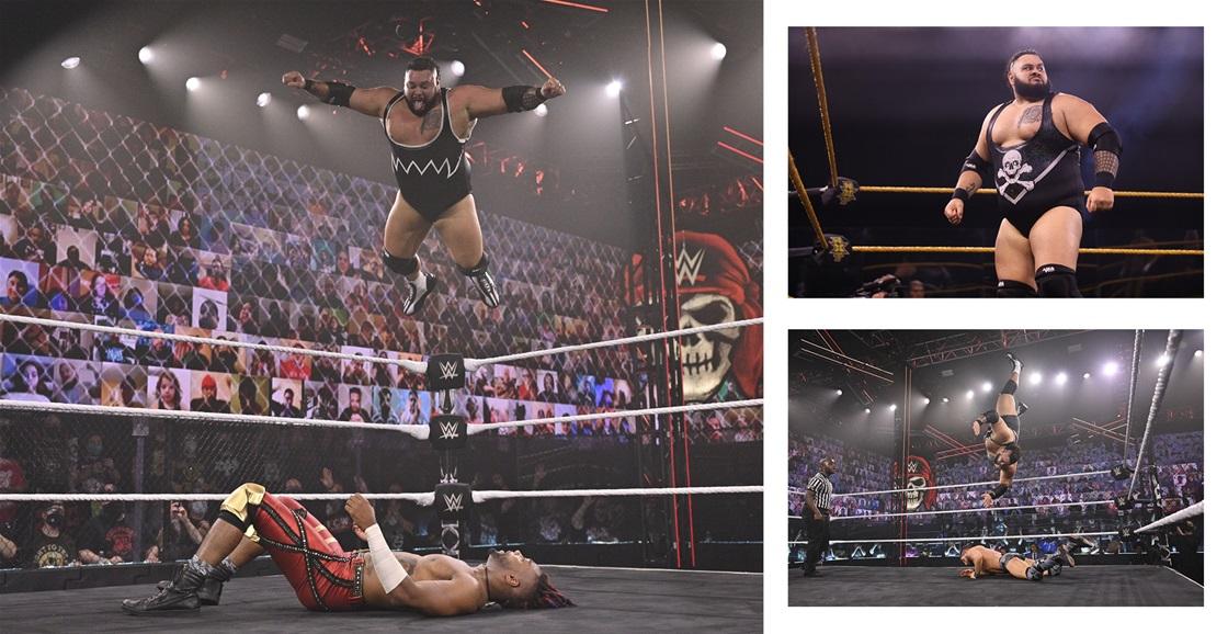 WWE: Meet Bronson Reed