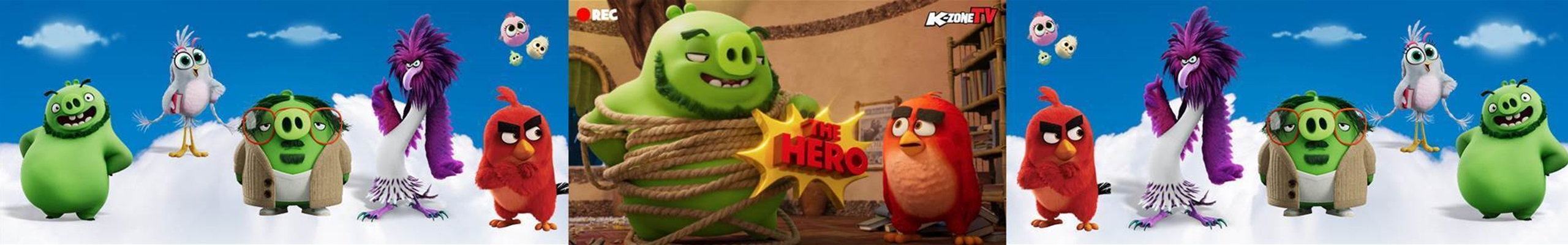 The Angry Birds Movie 2 Trailer | Frenemies Unite