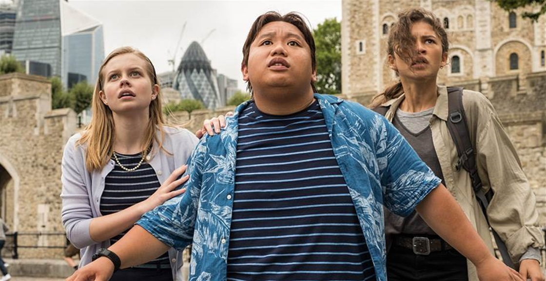 Jacob Batalon Shares Spider-Man: Far From Home Set Secrets