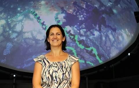 Garvan Institute debuts VR genomics experience