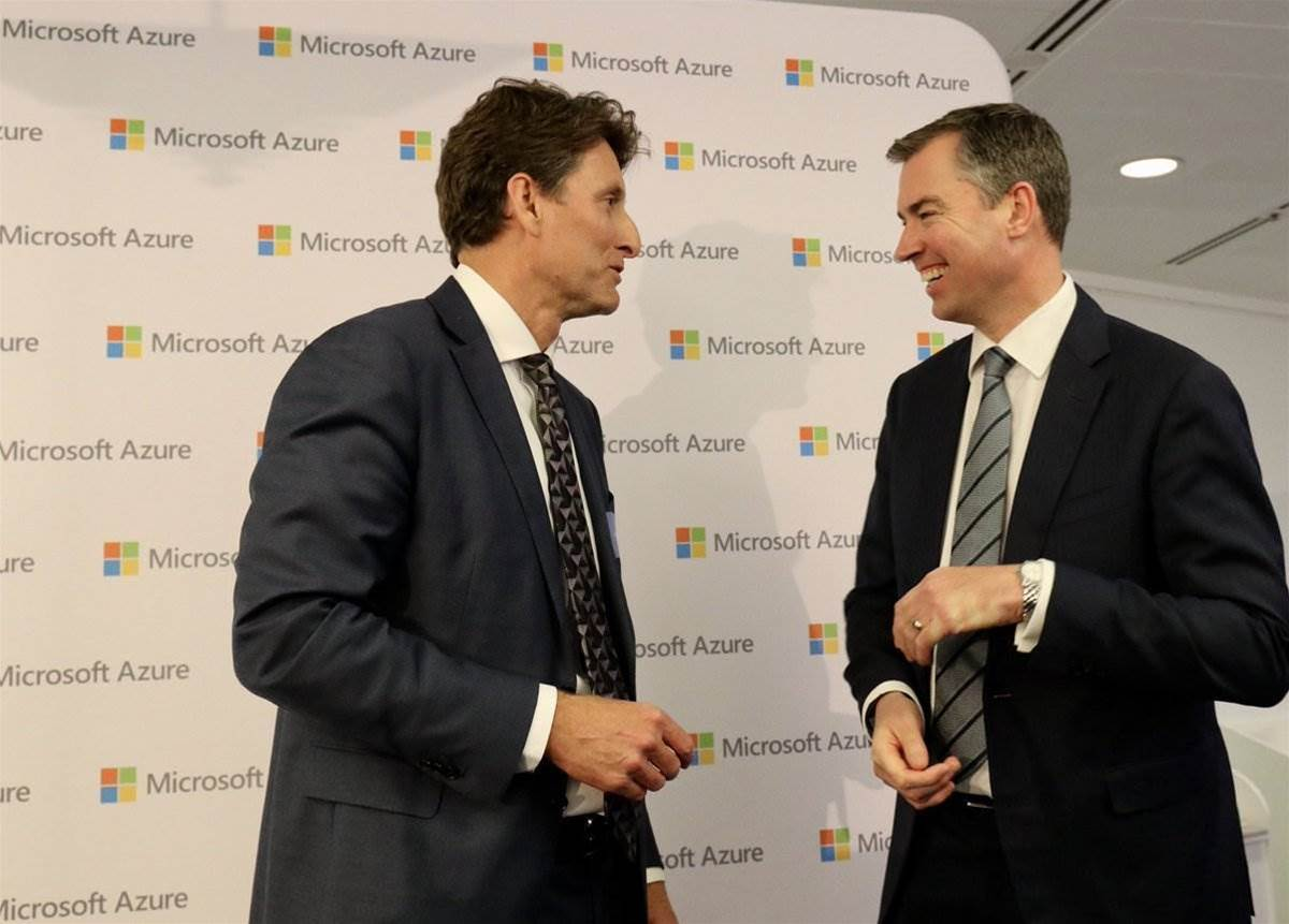 DTA becomes Microsoft's first protected Aussie govt cloud user