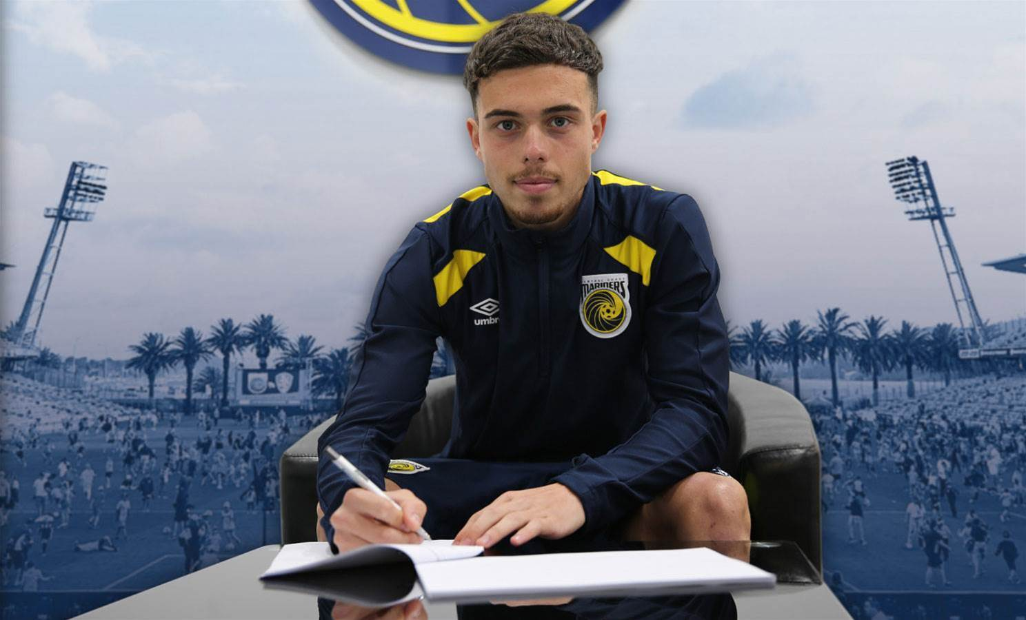 Central Coast Mariners hand academy speedster pro deal